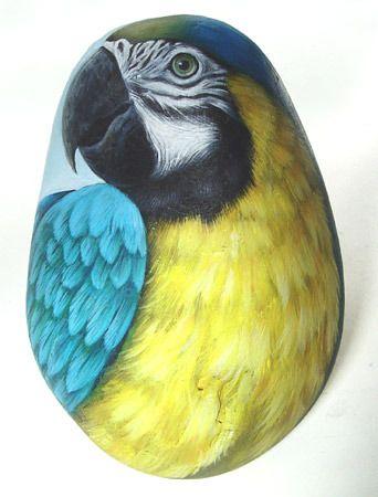 Piedras pintadas a mano (DIY)