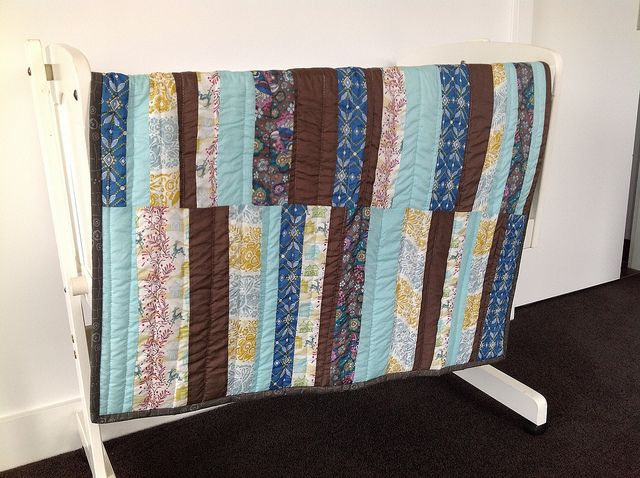 Baby Quilt for a boys | Flickr - Photo Sharing!