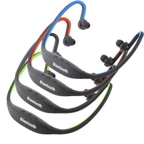 Podrás escuchar tu música favorita mientras realizas deporte con los Audífonos Bluetooth s9 Sport. Conectalos a cualquier dispositivo con Bluetooth y sincroniza rápidamente. Funciona como manos libres para recibir y hacer llamadas. Cuenta con materiales como las gomas de silicona para mejor aislamiento de ruido y comodo.  Click en la imagen para conocer mas de este y otros productos.
