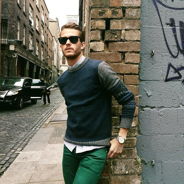 Adventuring through Ireland | Boga | Life/after/denim | Armani Exchange | iamgalla.com