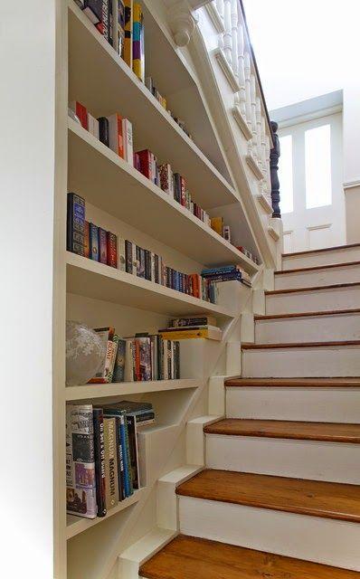 библиотека лестница