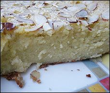 Nigella Lawson scores again with this moist apple almond cake that works beautifully for Passover. Just substitute walnut or hazelnut oil for the canola oil here.