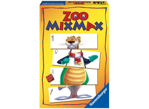 Spel: MIX MAX Zoo