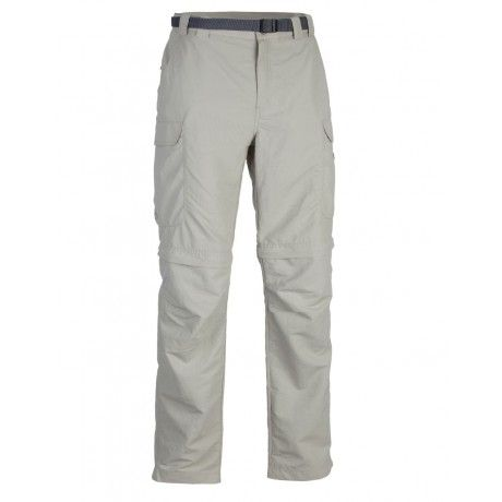 K-Way's Kloof explorer trousers feature zip-off legs that allow them to be converted into shorts. Made from nylon full-dull dobby, they feature a UV-protective finish, engineered leg articulation and a mesh-lined waistband to ensure your waist stays dry. Designed to be comfortable and functional, they're ideal for outdoor wear.