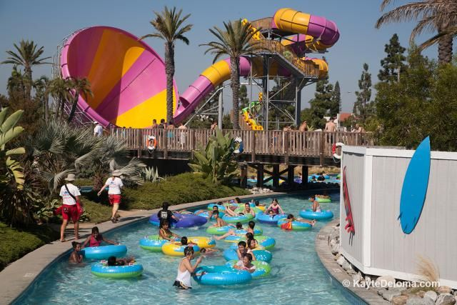 Cool Off at these Southern California Water Parks: Knott's Soak City Water Park