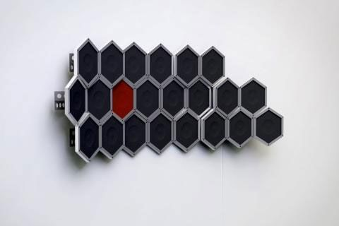 Hive - Wall speaker system