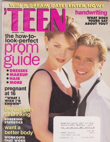 Teen Magazine Ad 119