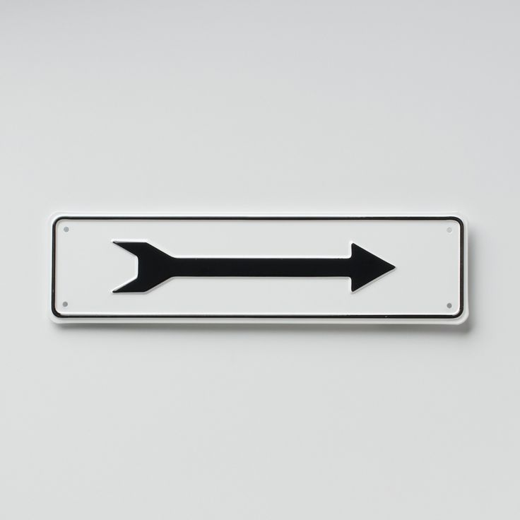 Arrow Sign by Schoolhouse Electric & Supply Co. Be mine.Hardware, Stuff, Decor Design Inspiration, Schoolhouse Electric, Aluminum Signs, Arrows Logo Symbols, Arrows Signs, 20 00 Schoolhouseelectric Com, Supplies