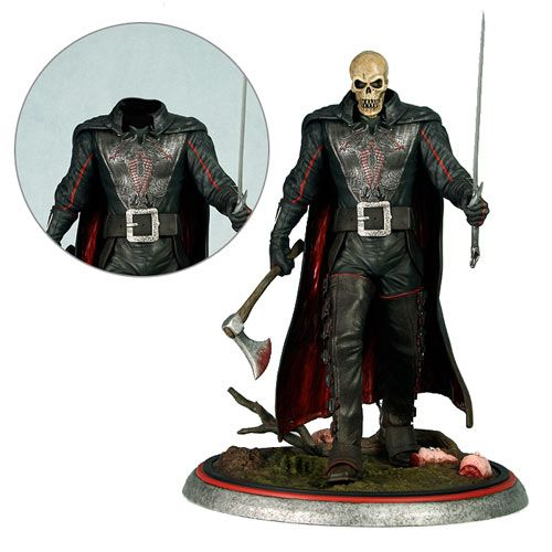 Sleepy Hollow Movie Headless Horseman 1:4 Scale Statue - Hollywood Collectibles Group - Sleepy Hollow - Statues at Entertainment Earth