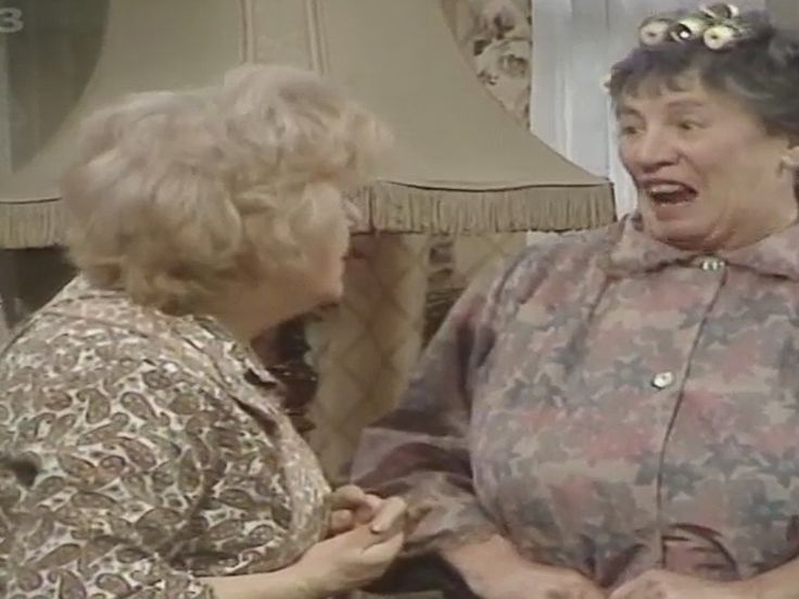 Ethel and Blakey's mum