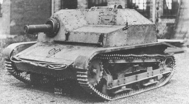 Polish TKS armed with Wxs 30 machine gun, pin by Paolo Marzioli
