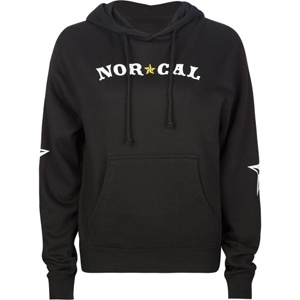 NOR CAL Nautical Womens Hoodie