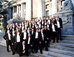 Chor Leoni – мужской хор из Ванкувера, Канада. Образован в 1992 году Дайаной Лумер, дирижером, имеющим в своем послужном списке работу с тремя хоровыми коллективами и большой фестивальный опыт. Взяв за ориентир вокальные достижения лучших мировых хоров — таких, как ш�
