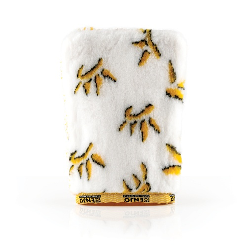 ENJO Bathroom Glove - The tough 'clean' and the less aggressive 'care' sides of the glove are your allies in the bathroom, removing calcium, lime, soap build-up and light soilage to keep your sanctuary sparkling. Find it at www.enjo.com.au