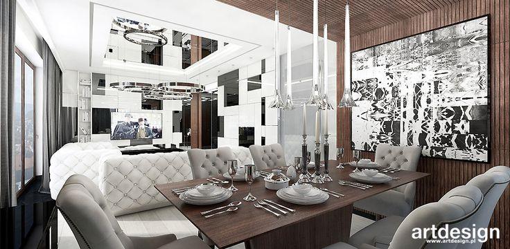 DREAMS COME TRUE | Wnętrza apartamentu | Jadalnia
