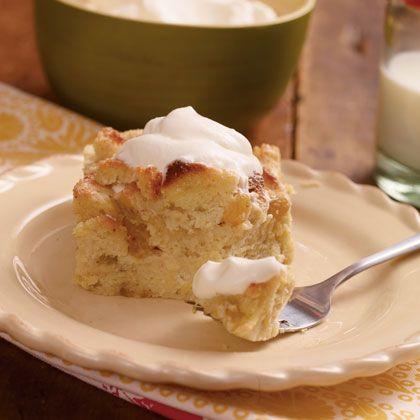 A Classic Bread Pudding | Fall Desserts | FamilyFun: Cooker Breads, Crock Pot, Sweet Treats, Sweet Stuff, Classic Breads, Bread Puddings, Pumpkin Breads Puddings, Families Fun, Fall Desserts