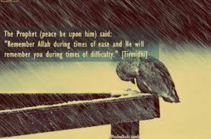 Remember Allah all the time.:-D