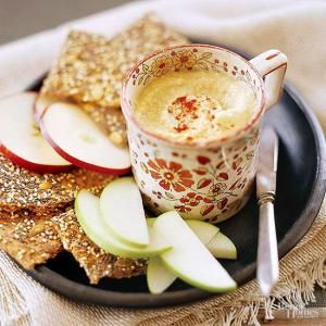 Apple-Spice Hummus