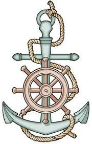 Image result for lighthouse mermaid anchor ships wheel tattoo