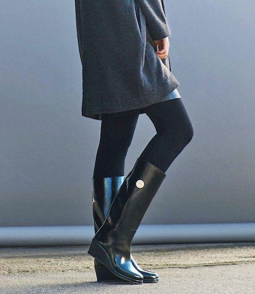 W deszczowe dni wcale nie trzeba unikać spacerów. Wystarczy dobrać odpowiednie buty.