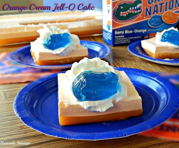 Jello Cream Cake