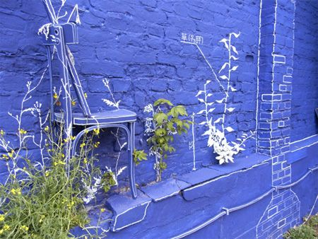 27 best Bleu images on Pinterest Blue prints, Maps and Art - fresh blueprint paper color