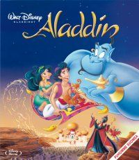 Disney Klassikko 31: Aladdin (Blu-ray) 12,95€