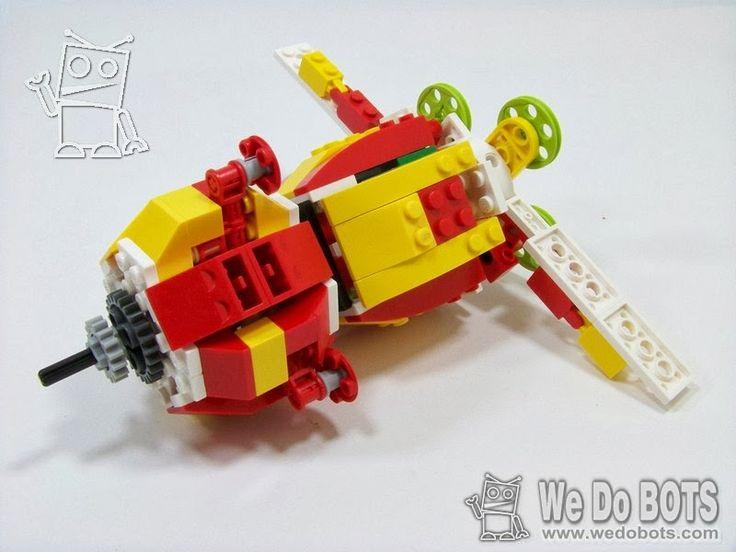 WeDoBots: LEGO WeDo