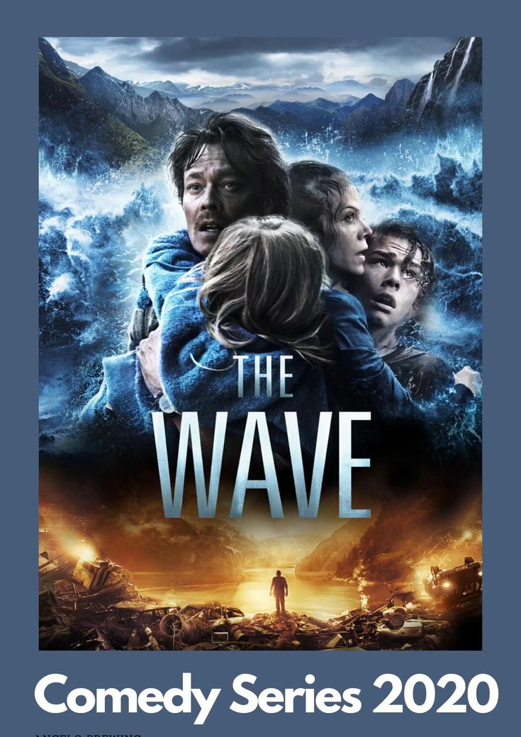 The Wave [Video] in 2020 Tv series, Waves, Comedy series