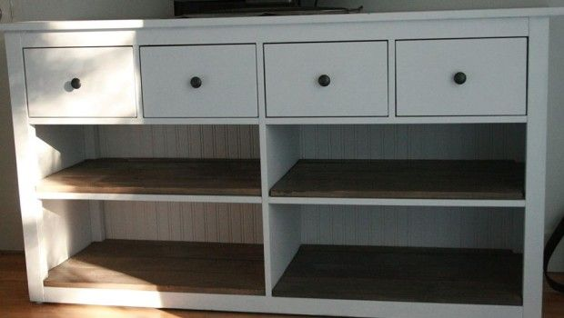 ikea hemnes dresser into buffet | Leave a Reply Cancel reply
