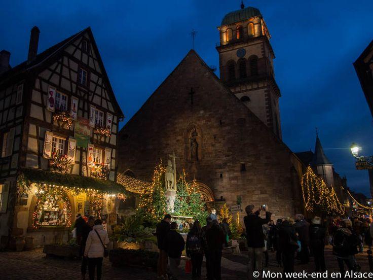 Marché de Noël de Kaysersberg, près de Colmar en Alsace - Mon avis et mes bonnes adresses