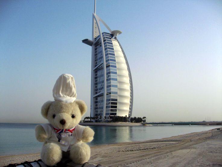 Béchamel Bear in Dubai