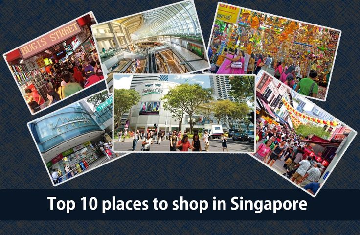 Top 10 Best Places to Shop in Singapore - Enjoy most glamorous beauty of Singapore which has unlimited shopping malls than anywhere else.  http://goo.gl/bgw3ul #Top10 #SingaporeShopping  #SingaporeAttrctions