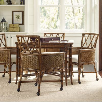 "Tommy Bahama Home 42"" Bali Hai Multi Game Table"