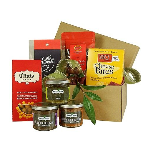 Antipasto Selection Gift Box - Delivered in New Zealand - Bestow Auckland