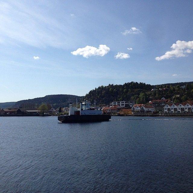 Svelvik i Vestfold