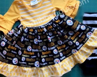 Green bay Packers football dress Momi boutique by momiboutique