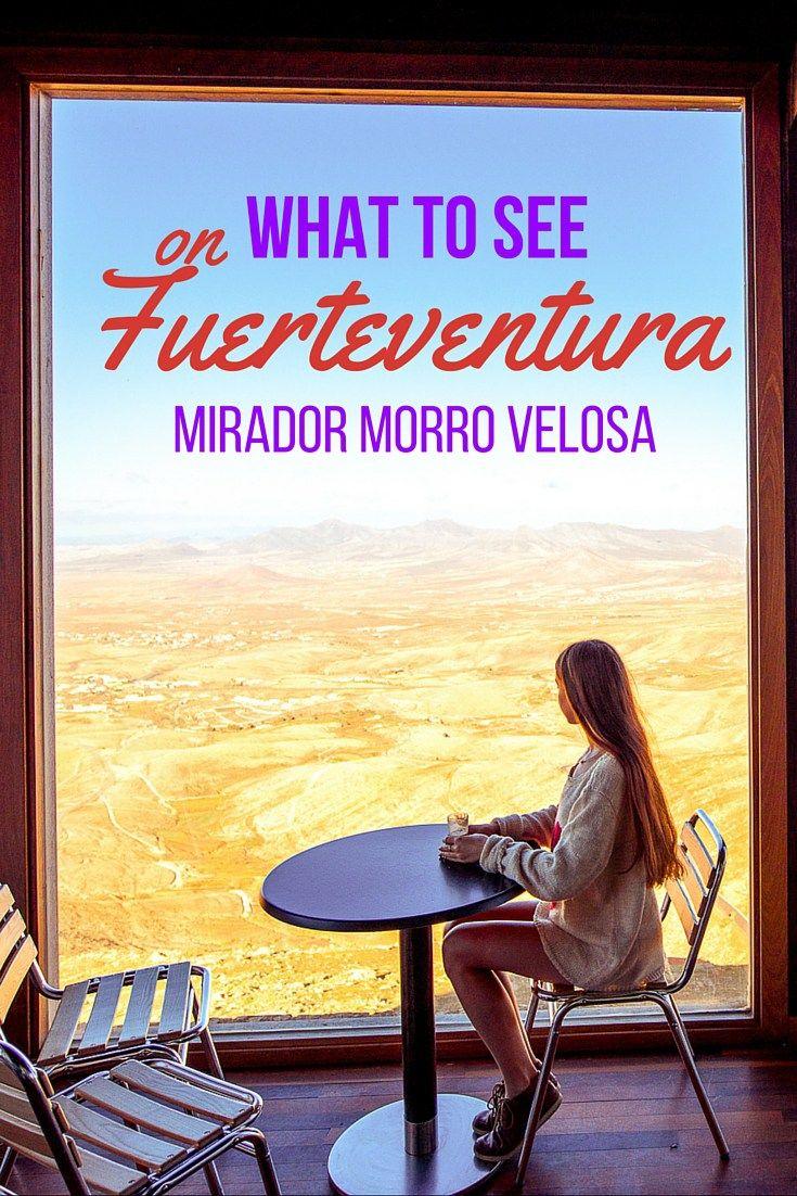 Art Museum of Nature and awesome mirador de Morro Velosa