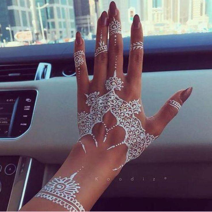 White henna :-)