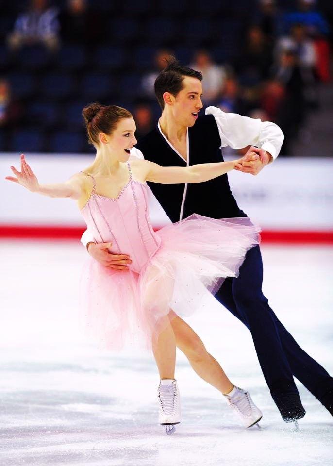 Alexandra Paul and Mitchell Islam, short dance, Nationals 2016