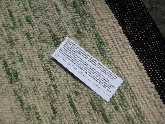 Alpaca Saddle Blanket Hand Loomed Soft Cush and Comfort for