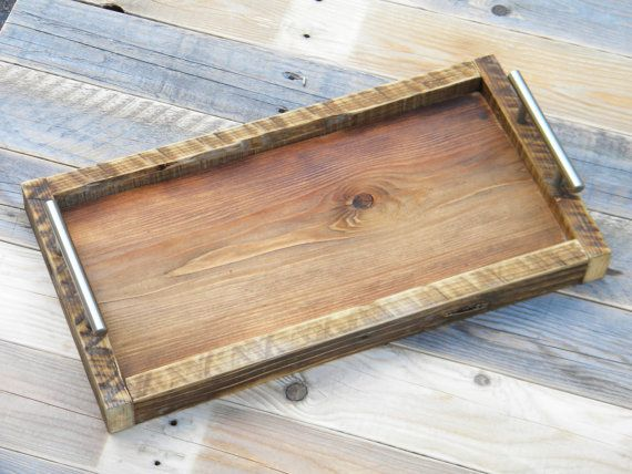 Christmas Tray Reclaimed Wood Tray Serving by JNMRusticDesigns, $38.00 - 274 Best Images About Sloophout On Pinterest Reclaimed Wood Art