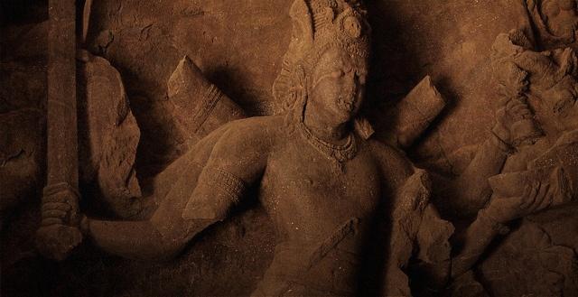 Shiva the Destroyer - Elephanta Caves by Arun Shah Masood, via Flickr