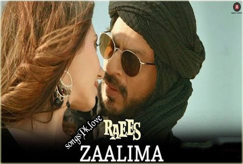 Zaalima mp4 video song download Raees SRK 2017. Zaalima mp4 video song from the latest Bollywood movie Raees SRK. Zaalima video song is sung by Harshdeep Kaur, Arijit Singh and Zaalima music composed by Pritam. While Zalima songs lyrics are penned by Amitabh Bhattacharya. All mp3 songs Download of Raees movie's HD video song Laila Main Laila.