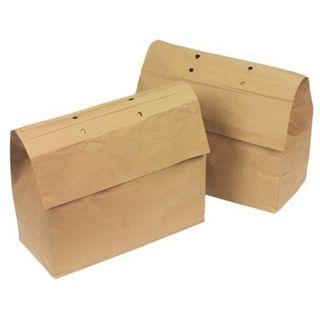 Swingline Recycled Paper Shredder Bags for 250X Shredder, 11 Gallon, 5-Pack, Brown Kraft (1765029)