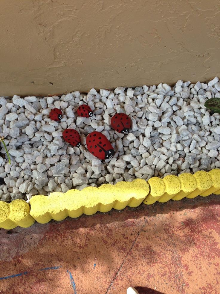 Decoracion facil decora las piedras