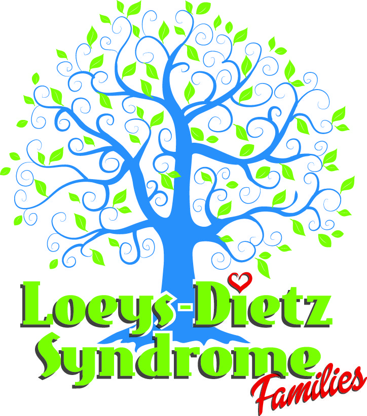 Loeys-Dietz Families logo. Connect • Support Join our Facebook Families page. We really are one big family sharing information, triumphs and sometimes prayers and tragedies. Just like a real family. https://www.facebook.com/groups/LoeysDietz/
