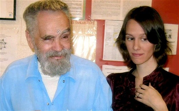 Charles Manson's 25-year-old 'girlfriend' claims pair are planning ...