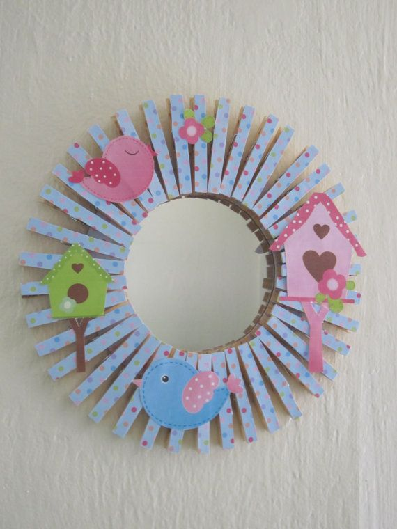 Decorar la habitaci n del beb con espejos ambientes for Espejos infantiles