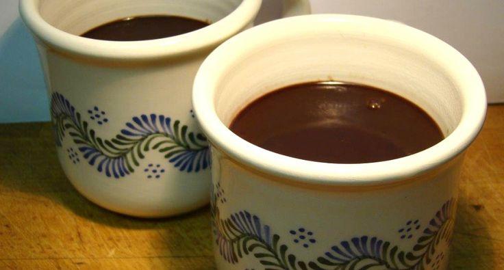 Tejmentes forró csokoládé recept | APRÓSÉF.HU - receptek képekkel